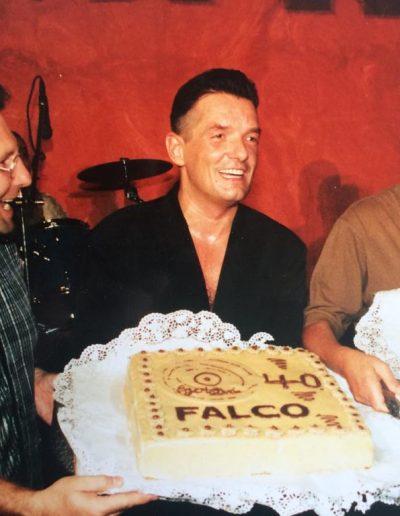 Falco & Niki Lauda