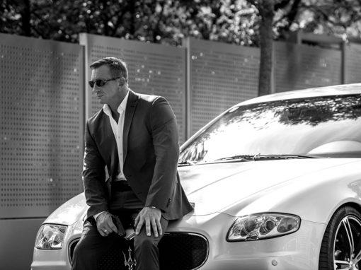"""Max """"Bond"""" Fraisl"""